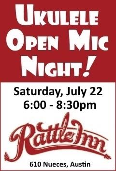 Open Mic Night July 22!