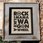 Wagon Wheel